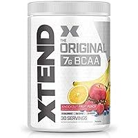 【海外直送品】Scivation Xtend BCAA Knockout Fruit Punch (フルーツパンチ ノックアウト) 30杯分