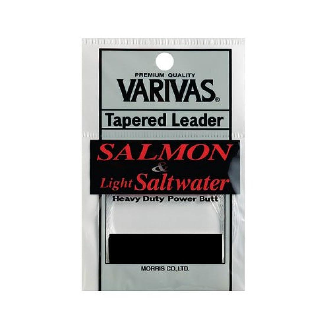 ネックレス玉ねぎ天国VARIVAS(バリバス) ライン サーモン 10FT 12LB(0X)