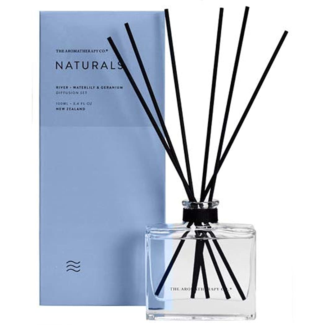 石炭ウィスキー責アロマセラピーカンパニー(Aromatherapy Company) new NATURALS ナチュラルズ Diffusion Stick ディフュージョンスティック River リバー(川) Waterlily &...