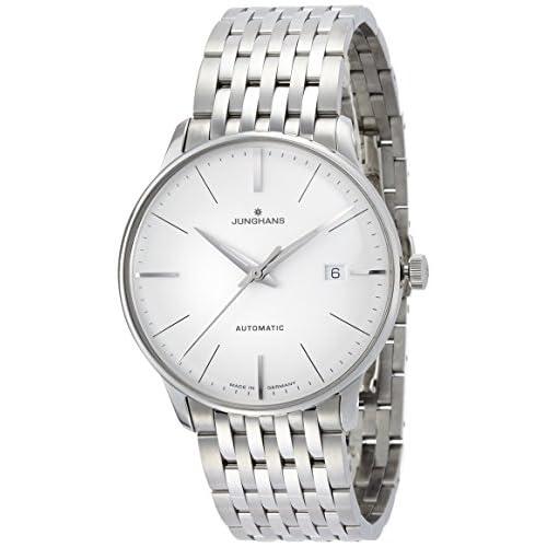 [ユンハンス]JUNGHANS 腕時計 自動巻き 027 4311 44 メンズ 【正規輸入品】