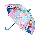 1462 ディズニー アナと雪の女王 子供用 傘 直径77cm Disney Frozen umbrella [並行輸入品]