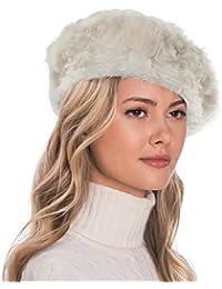 Eric Javits高級ファッションDesigner女性のHeadwear帽子 – Persianベレー