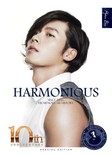 ヒョンビン デビュー10周年記念コレクションDVD「HARMONIOUS−HIS MEMORY HIS STORY SINCE 2002」 [DVD]