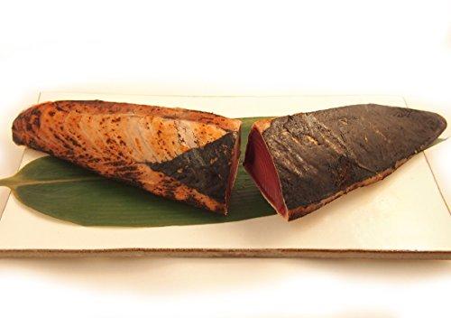 築地魚群 炭火焼き 生 一本釣りかつおのたたき 焼津産 (代引き不可)