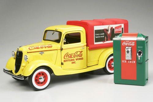 ダンバリーミント 1935年 コカ コーラ デリバリー トラック