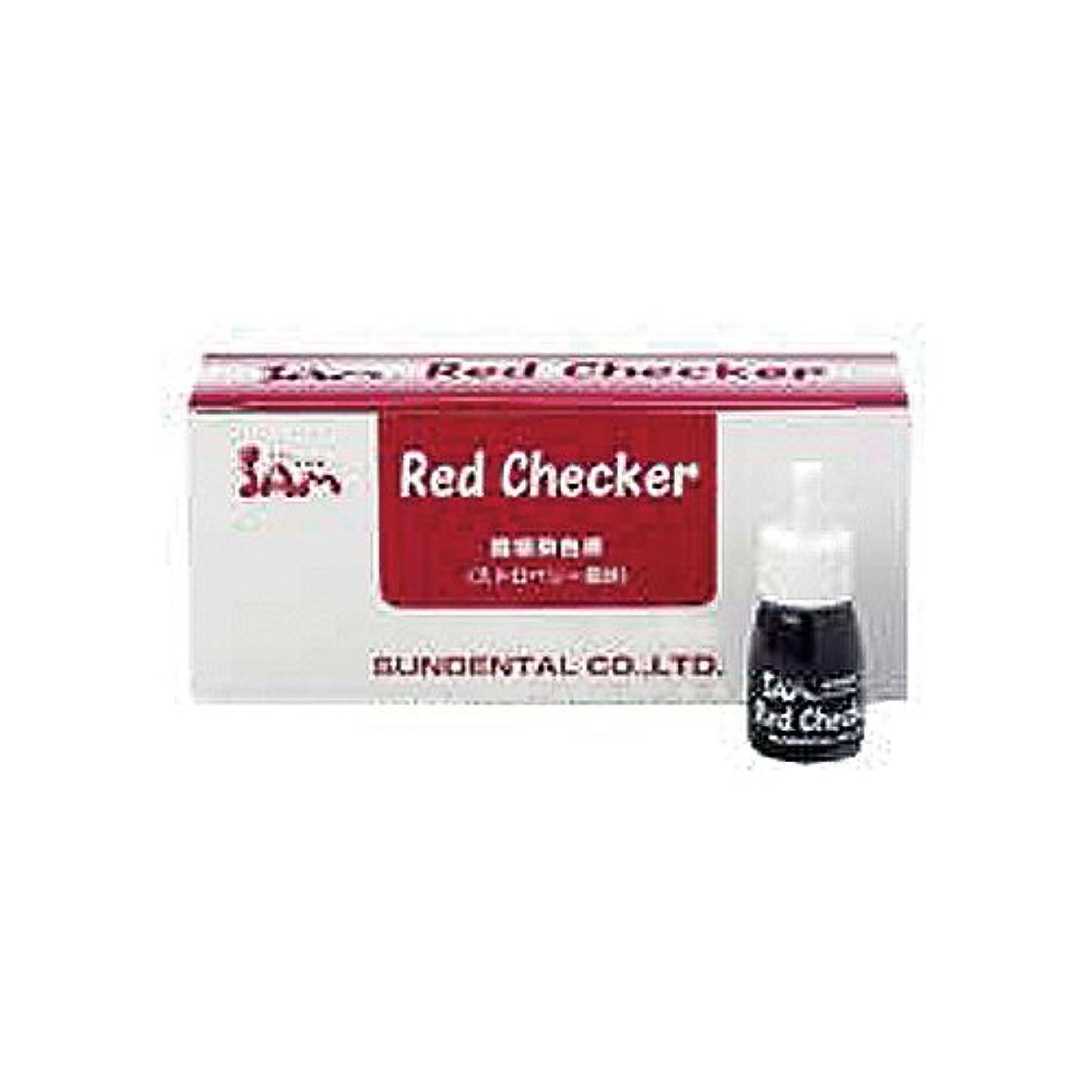 使用法かもめ復活サムフレンド レッドチェッカー Red Checker 5ml × 12本