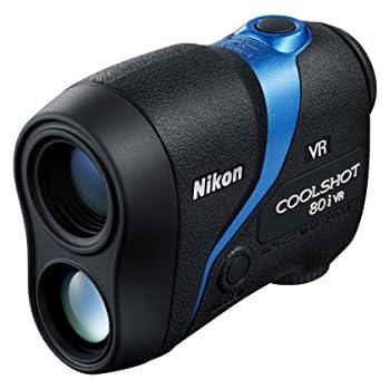 Nikon ゴルフ用レーザー距離計 COOLSHOT 80i VR LCS80IVR