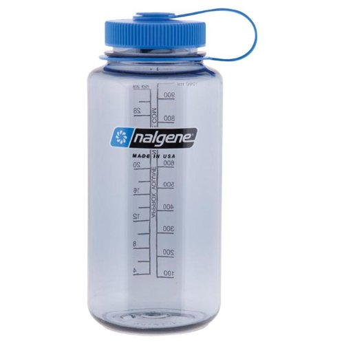 nalgene(ナルゲン) カラーボトル 広口1.0L トライタン グレー 91311