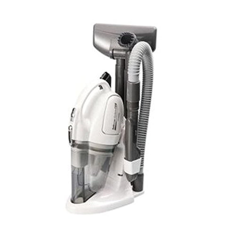 ツインバード コードレスハンディークリーナー サットリーナサイクロンGX-R パールホワイト HC-5235PW 家電 生活家電 掃除機 ロボット掃除機 クリーナー top1-ds-1761069-ah [簡素パッケージ品]
