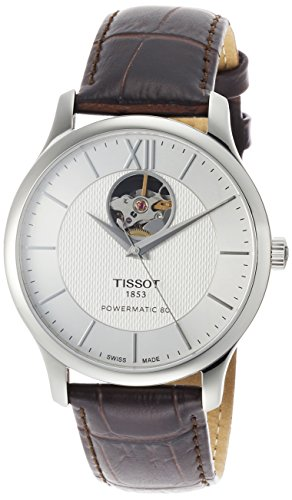 TISSOT(ティソ)トラディション オープンハート T0639071603800