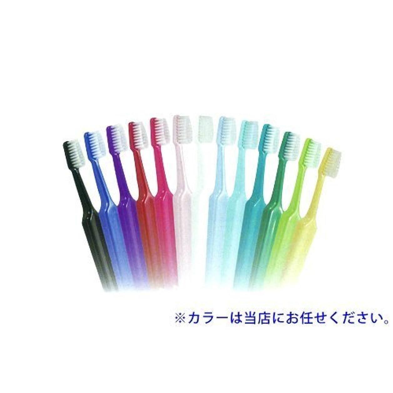 温かいどっち軽減Tepe歯ブラシ セレクトミニ/エクストラソフト 25本/箱