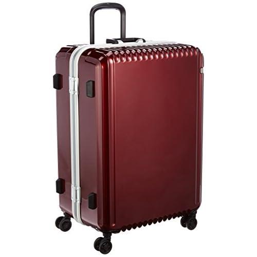 [エース] ace. スーツケース パリセイドF 65cm 96L 5.1kg 無料預入受託サイズ 05573 10 (レッド)