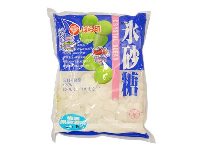 バラ印 氷砂糖 1kg