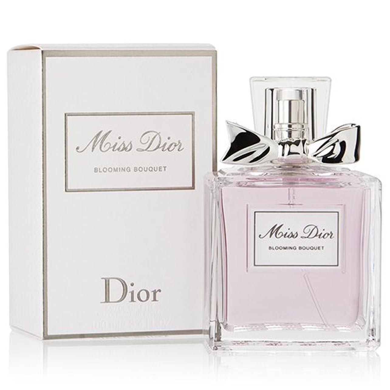 流産四回スクラップブッククリスチャン ディオール(Christian Dior) ミスディオール ブルーミングブーケ EDT SP 100ml[並行輸入品]