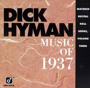 Music of 1937 (Maybeck Recital Hall Series, Vol. 3