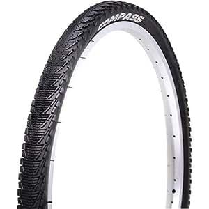 COMPASS コンパス 自転車タイヤ W2014 26×1.95 HE 26インチ ブラック タイヤ1本
