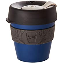 KeepCup Reusable Coffee Cup BPA/BPS-Free Plastic Small (8oz) Storm