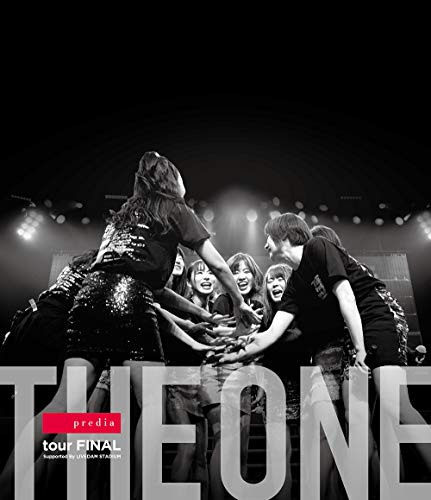 """predia tour""""THE ONE""""FINAL ~Supported By LIVE DAM STADIUM~ [Blu-ray]"""