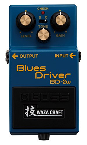 BOSS ボス Waza Craftシリーズ Blues Driver BD-2W
