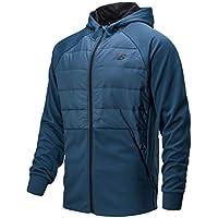 New Balance Men Tenacity Hybrid Puffer Jacket