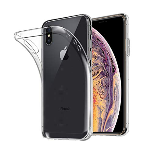 iPhone XS Max ケース SHINEZONE iPhone XS Max 6.5インチソフ...