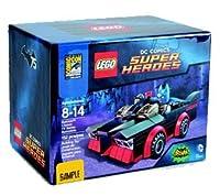 Lego Batmobile SDCC Comic Con San Diego Exclusive