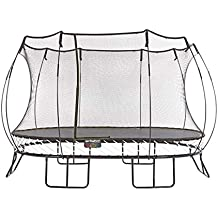 Springfree Large Oval Trampoline (2.4M X 4M) + Free Step & Shipping