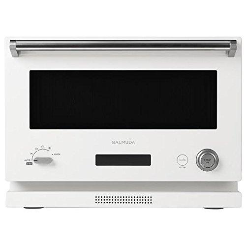 RoomClip商品情報 - バルミューダ 18L フラット庫内オーブンレンジ BALMUDA The Range K04A-WH(ホワイト)