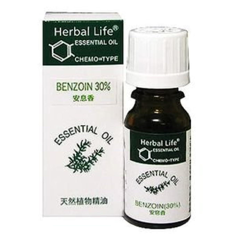 チャンピオンシップあたたかい本気Herbal Life ベンゾイン(安息香) 10ml