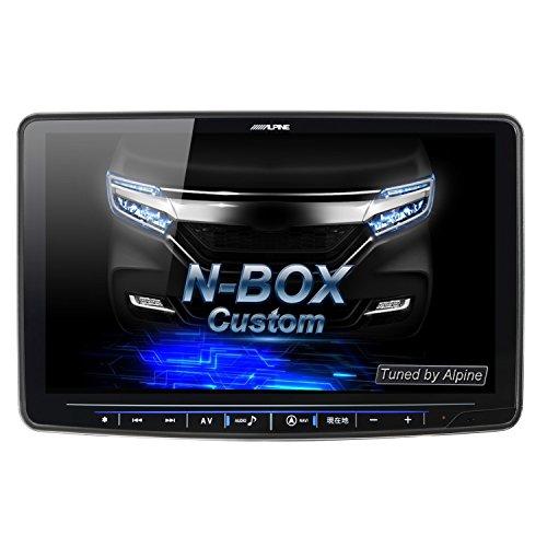 [해외]알파인 (ALPINE) 부동 BIG X 11 N-BOX H29.9 풀 모델 체인지 후 전용 네비게이션 11 인치 빅 X 내비게이션 장착 용 스페셜 패키지 지원 XF11Z-NB2-NR/Alpine (ALPINE) Floating BIG X 11 N-BOX H 29.9 Specialized car navigation system after full...