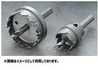 ハウスビーエム HouseBM SH-37 超硬ホルソー(回転用) SHタイプ(セット品) 刃先径:37mm 1入