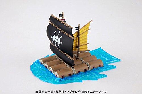 ワンピース 偉大なる船(グランドシップ)コレクション マーシャル・D・ティーチの海賊船 (From TV animation ONE PIECE)