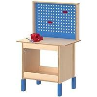 IKEA DUKTIG子再生ワークベンチバーチ