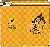 iPhone/Xperia/Galaxy/他機種選択可:バスケ/グラフィティ手帳ケース(デザイン:ロサンゼルス/24番_01) 03 iPhone6/6s