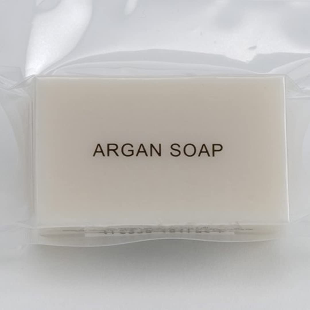 ナイアード アルガン石鹸 / 40g お試しサイズ【化粧石けん】【石けん各種】【いまじん】