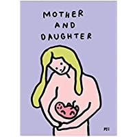 出産祝いの絵本 母と娘 MOTHER AND DAUGHTER
