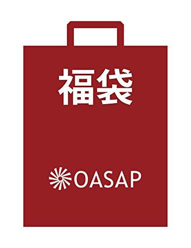 (オッサエプ)OASAP【福袋】2017レディース5点セット(ワンピース3点/上着1点/下着1点)