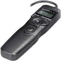 Bower LCDタイマーとリモートシャッターリリースfor Olympus E - 620/ E - 30/ E - 4X Xシリーズ/ E - 510/ E - 520/ E - p1/ 3–410/ sp-560uz / sp-510uzデジタルSLRカメラ( rclo1r )