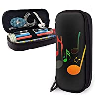 Music Sound Quiz 文具ホルダー 収納ポーチ レディース 学生 鉛筆ケース ペンバッグ ハンドバッグ コスメ 実用的 多機能ケース 綺麗な花柄 使いやすい 小さな化粧品の袋 軽量 女の子 男の子