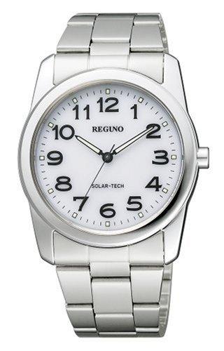 シチズン CITIZEN 腕時計 REGUNO レグノ ソーラーテック スタンダードモデル RS25-0211A メンズ