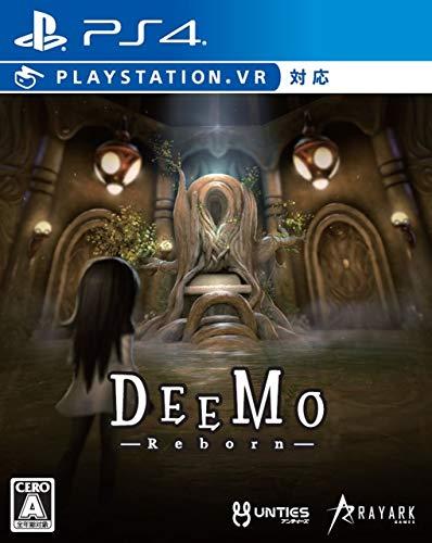 DEEMO -Reborn-【予約特典】PS4カスタムテーマ「DEEMO -Reborn-テーマ:Deemo Version」 同梱 & 【Amazon.co.jp限定】PS4カスタムテーマ「DEEMO -Reborn- Amazon特別テーマ:女の子バージョン」 配信 - PS4