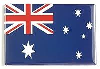 国旗オーストラリアの冷蔵庫マグネット