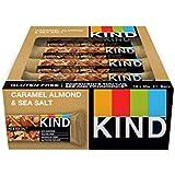 KIND Caramel Almond & Sea Salt Multipack, 12 x 40 g
