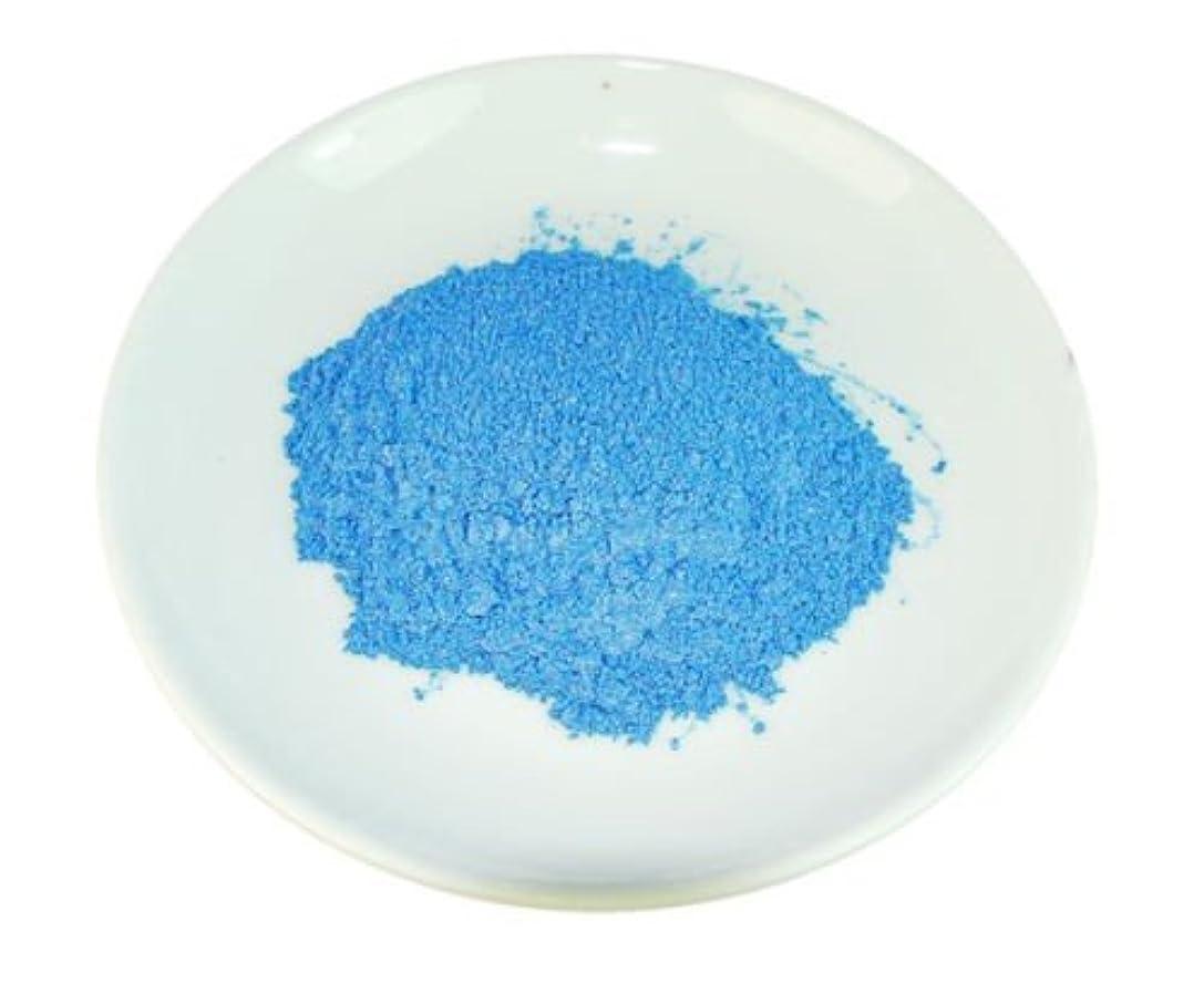 ターミナル豊かな明るくするRoyal Blue Sparkle Mica 50g