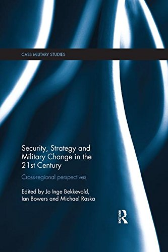 [画像:Security Strategy and Military Cha]