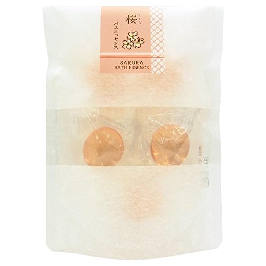 メール取り出すブレーク和の湯 バスエッセンス 桜 (8g × 5個)