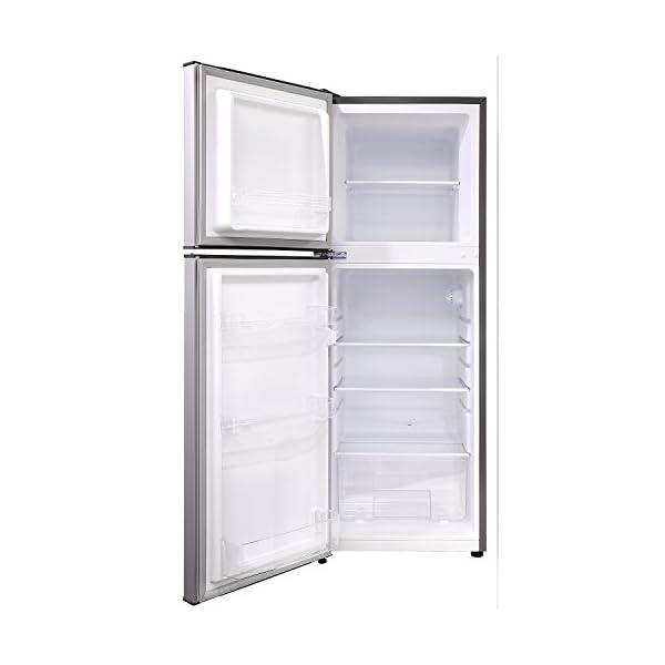 エスキュービズム 2ドア冷蔵庫 WR-2138...の紹介画像6