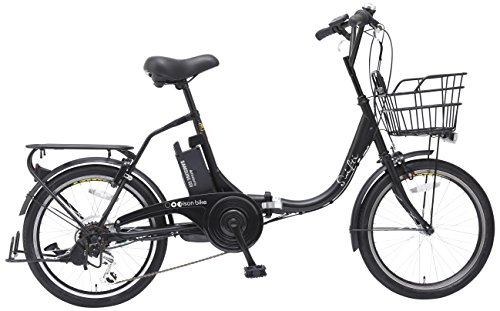 EISAN(エイサン) 折りたたみ電動アシスト自転車 SWIFTI20-8.4Ah