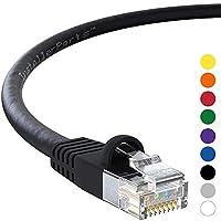 InstallerParts Ethernetケーブル CAT6ケーブル UTP (シールドなしツイストペア) 1.5 Feet (10 Pack) 18255