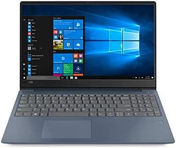 【フルHD/SSD搭載 薄型軽量】Lenovo Ideapad 330s Windows10 Home 64bit 第8世代Corei7 クアッドコアCPU 8GB SSD 256GB 光学ドライブ非搭載 高速無線LAN IEEE802.11ac/a/b/g/n Bluetooth webカメラ SDカードスロット 10キー付日本語キーボード 15.6型フルHD・IPS液晶ノートパソコン ミッドナイトブルー